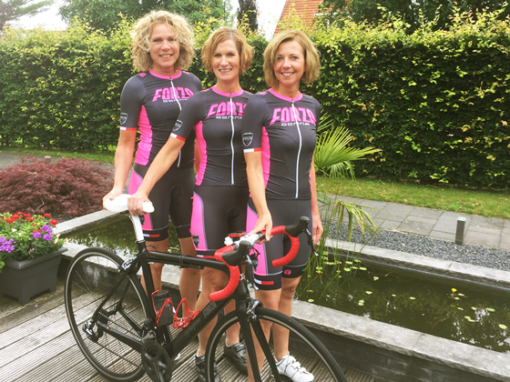 Wielrennen voor vrouwen Forza Donna Cycling Mallorca